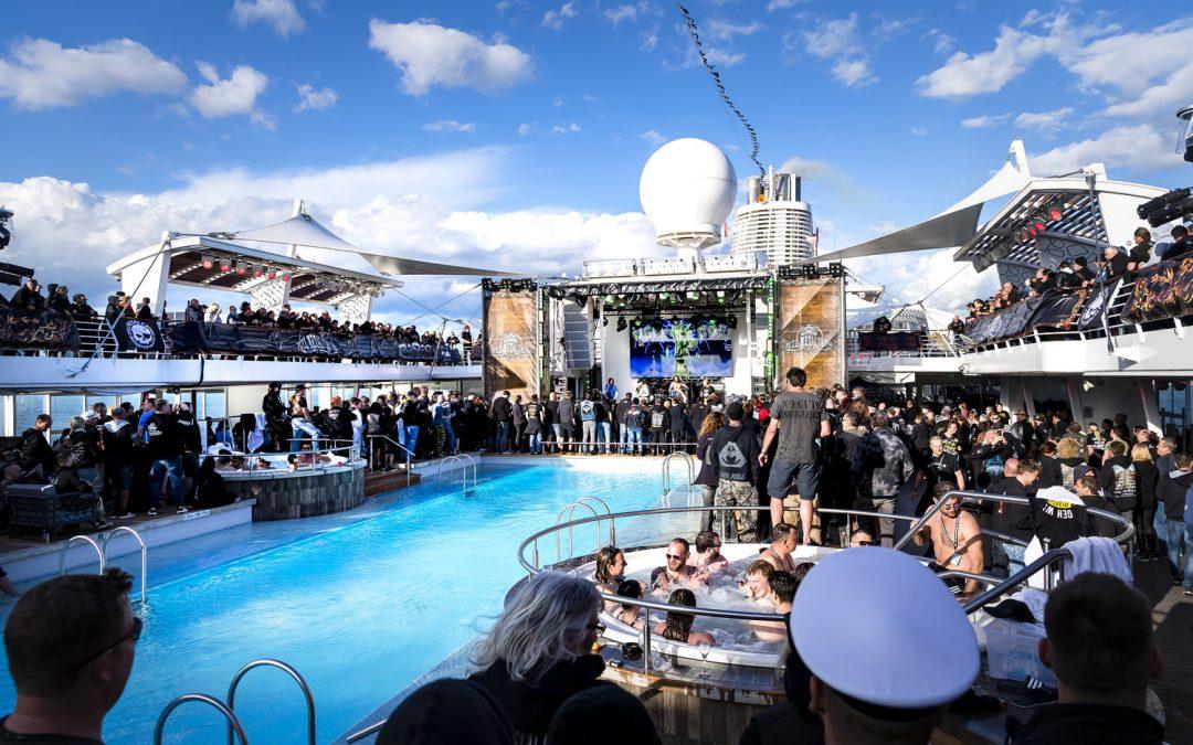 TUI Cruises macht es möglich: Aus schwarz wird bunt