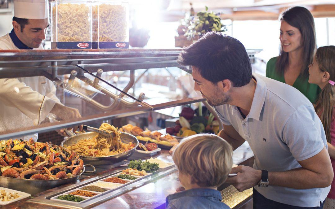 Costa Programm zur Halbierung von Lebensmittelabfällen