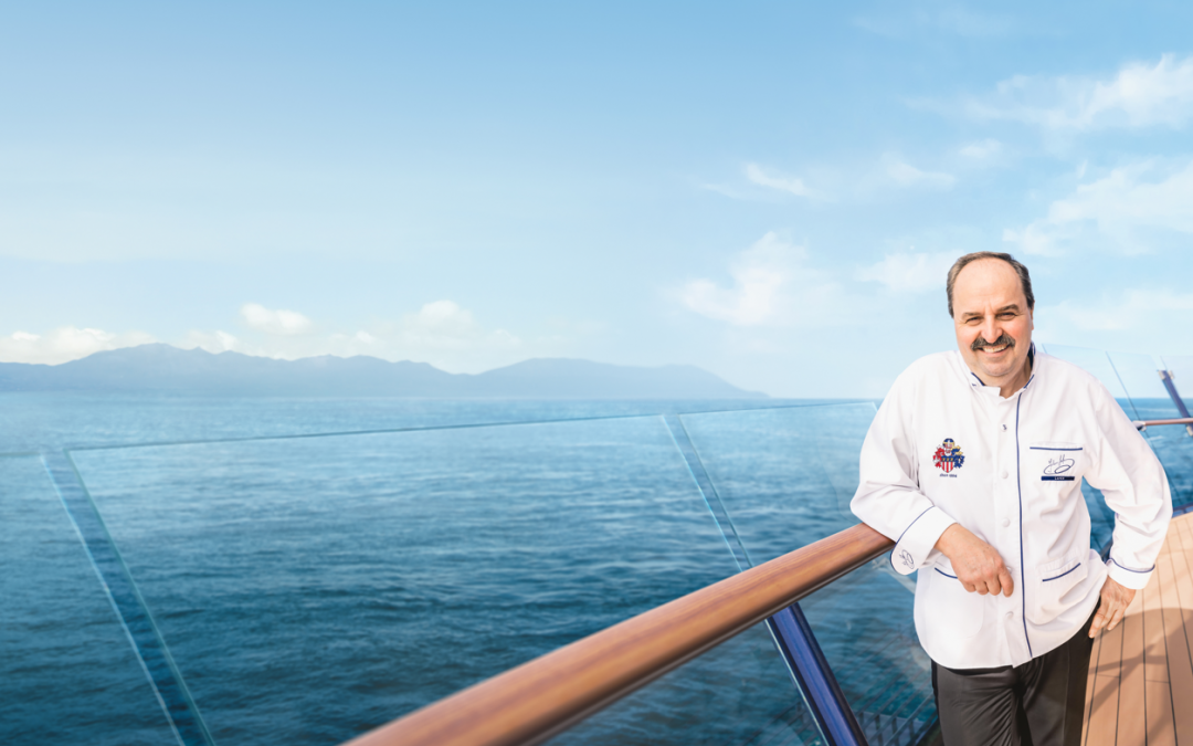 Großes Gastspiel der Genuss-Experten – Lafer & Friends verwöhnen die Gäste auf der Mein Schiff Herz