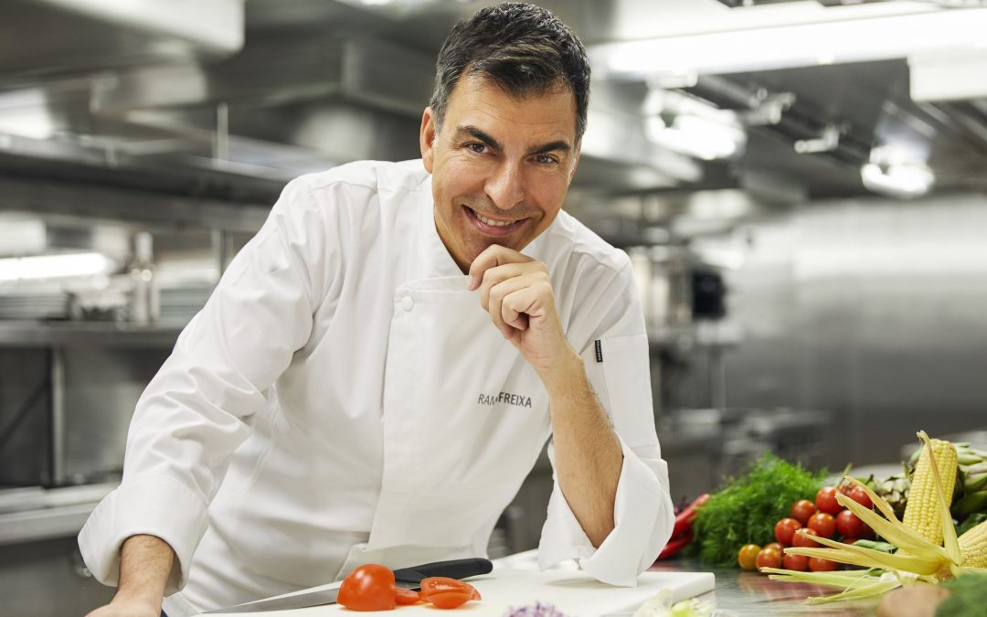 MSC Cruises erweitert die Partnerschaft mit Ramón Freixa um zwei neue Restaurants