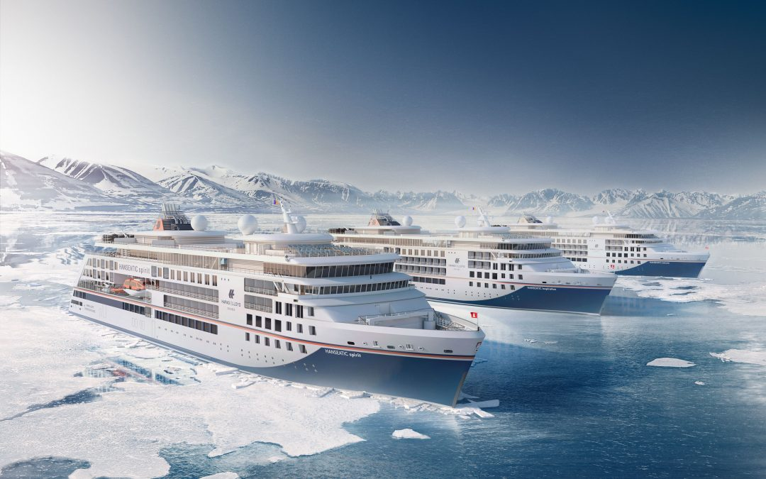 Hapag-Lloyd Cruises: Baubeginn der HANSEATIC spirit
