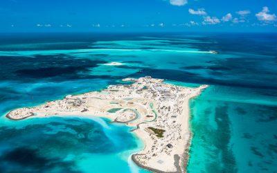 Privatinsel mit Fokus auf ein einzigartiges Naturerlebnis: Ocean Cay MSC Marine Reserve öffnet schon bald seine Pforten