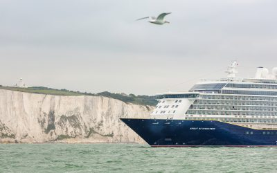 Maritimes Boutiquehotel mit perfekt abgestimmter Ambient-Music – Radiopark erweitert seine Zusammenarbeit mit SAGA Cruises und kreiert den Soundtrack für das neue Schiff Spirit of Discovery