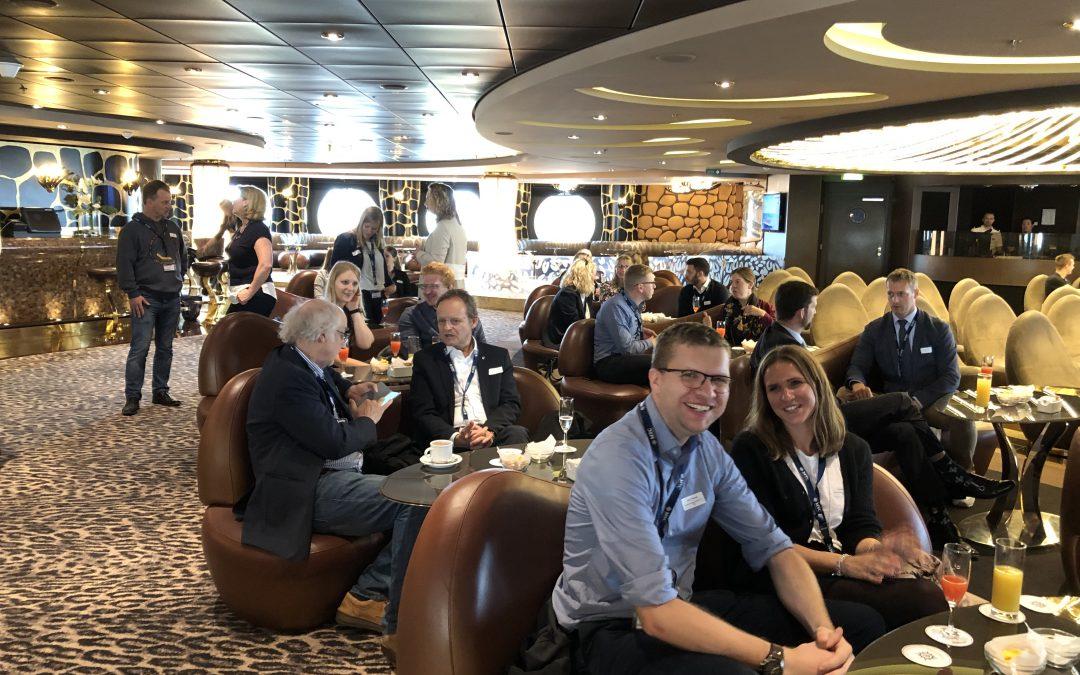Mitgliedertour des HCN an Bord der MSC Preziosa