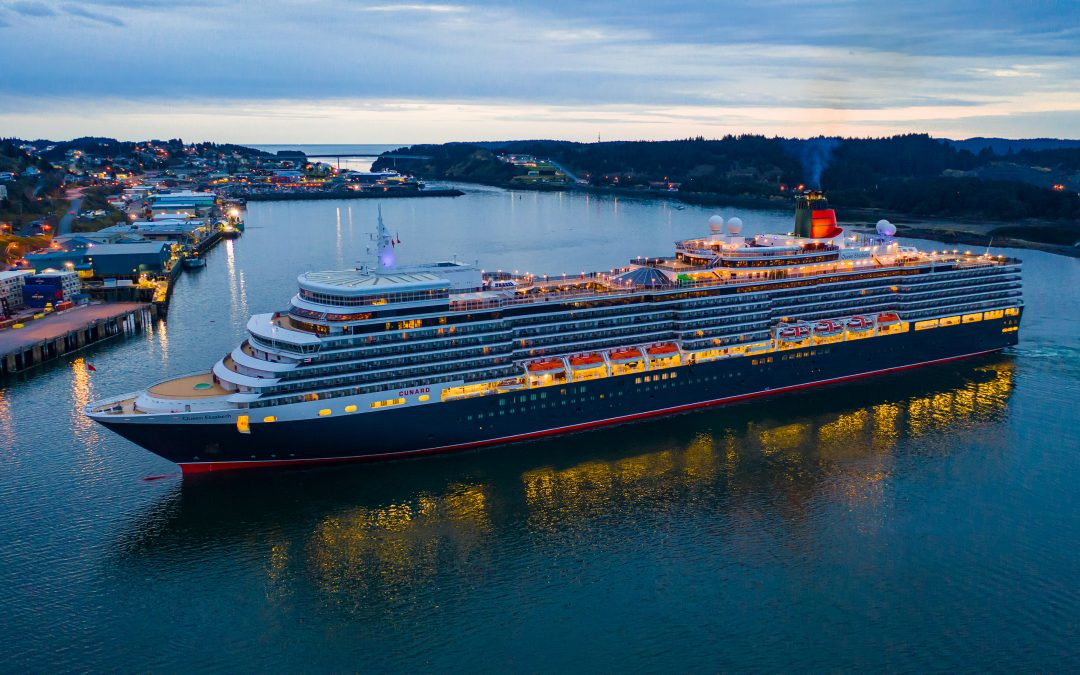 Alaska. Made by Cunard. – Homecoming 2019 und Reisen 2020