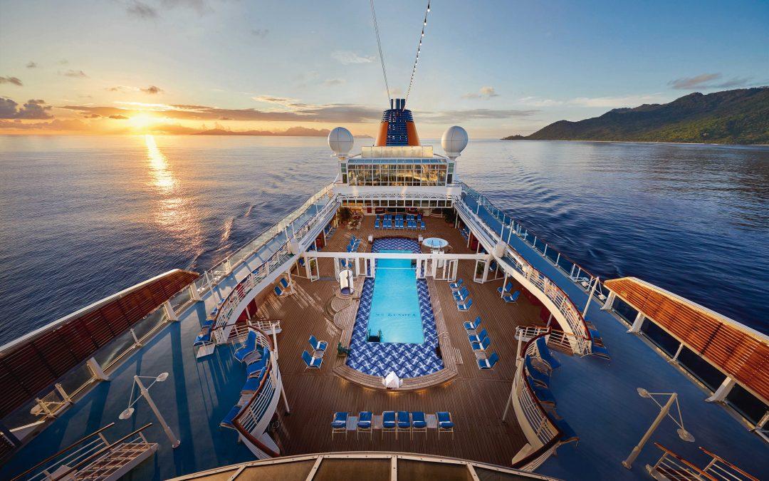 EUROPA REFRESH: neues ganzheitliches Well-Being-Konzept an Bord