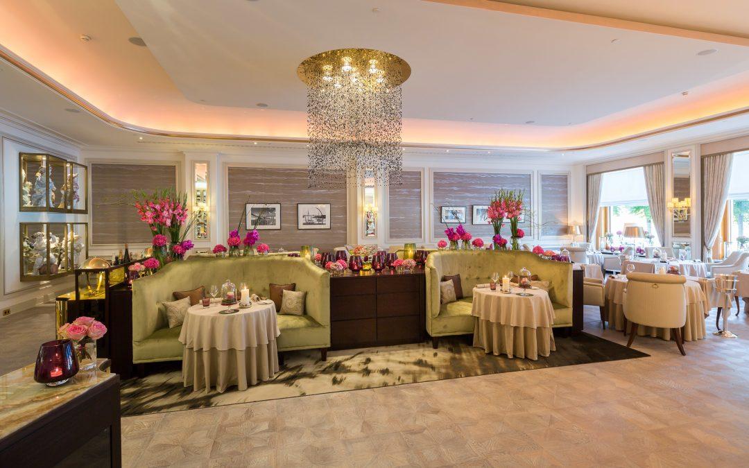 So klingen Michelin Sterne: Radiopark serviert die Musik für das Gourmetrestaurant Haerlin im Fairmont Hotel Vier Jahreszeiten