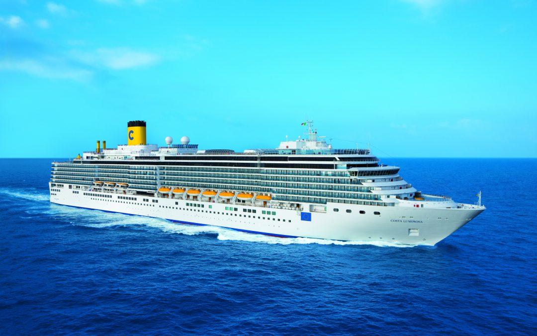 Costa Crociere im Winter 2020/2021 mit drei Schiffen in Südamerika