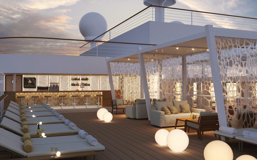 MSC Cruises und Fincantieri geben bei der Münzzeremonie weitere Details der MSC Seashore bekannt