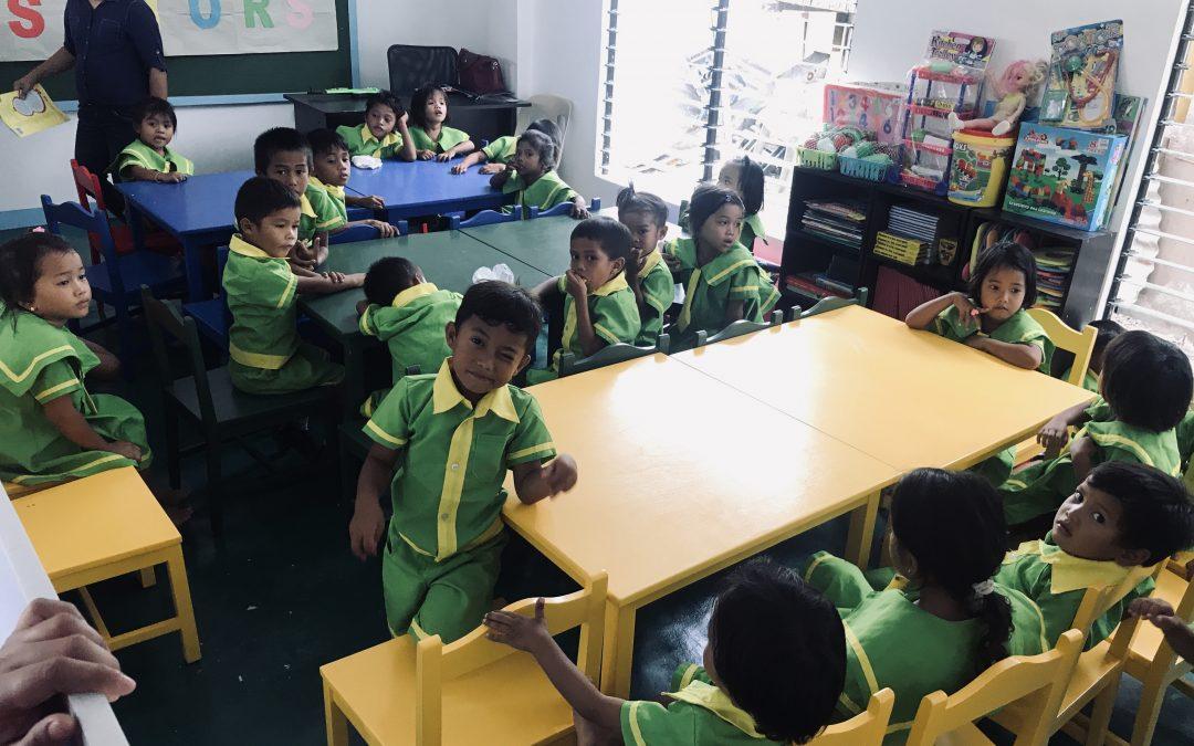 AIDA Cruise & Help finanziert vier weitere Schulen