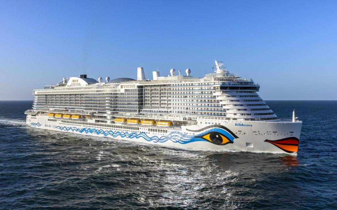 2021: Erste Brennstoffzellen für AIDAnova – AIDA Cruises geht einen weiteren Schritt im Rahmen seiner Green Cruising Strategie