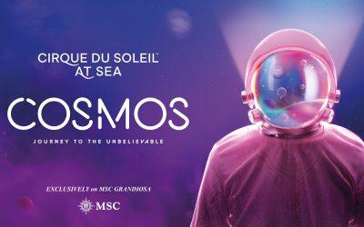 MSC Cruises enthüllt die Showkonzepte der neu entwickelten Cirque du Soleil at Sea Shows für die MSC Grandiosa