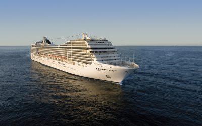 Buchungsstart der MSC World Cruise 2022:  Die MSC Poesia besucht 43 der weltweit schönsten Orte auf der 117-tägigen Kreuzfahrt um die Welt