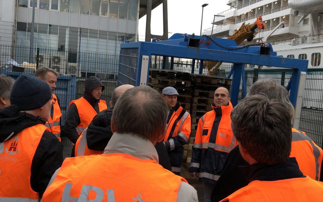 HCN unterstützt Deutsch –Norwegische Handelskammer bei Besuch in Hamburg