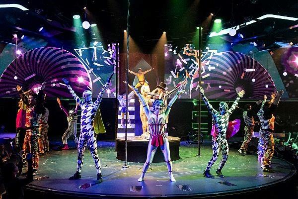 Erste Einblicke: So sehen die spektakulären neuen Shows des Cirque du Soleil at Sea auf der MSC Grandiosa aus