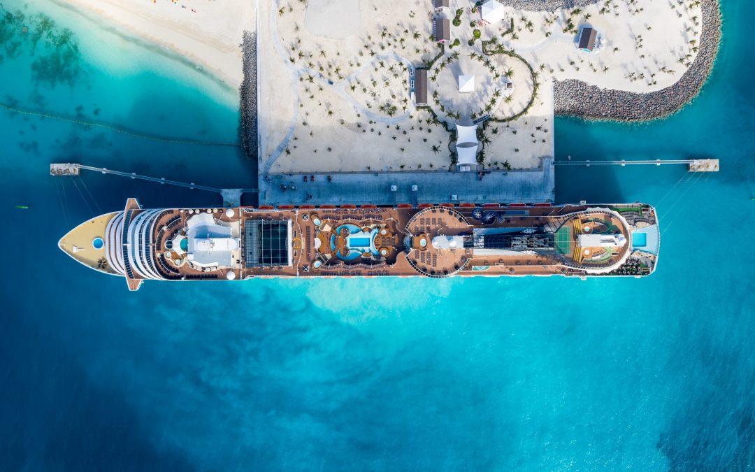 Ocean Cay MSC Marine Reserve, die exklusive Privatinsel von MSC Cruises auf den Bahamas, begrüßte seine ersten Gäste