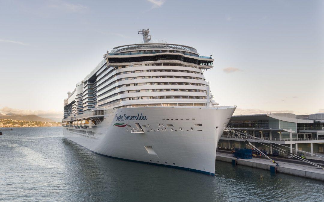 Neue Costa Kreuzfahrten 2020 – 2022 Zwei LNG-Schiffe im Mittelmeer