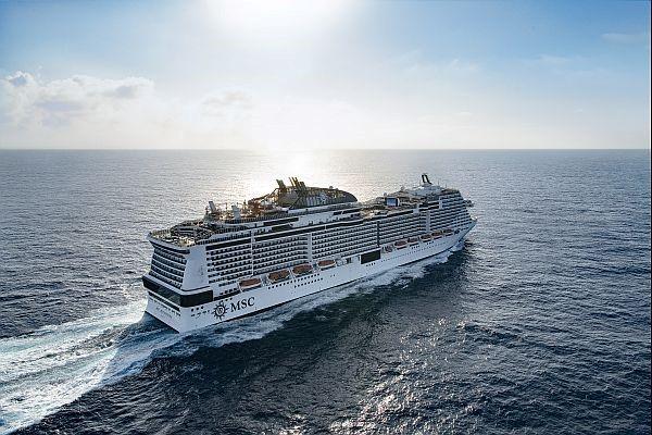 MSC Cruises verlegt den Einschiffungshafen der MSC Grand Voyage der MSC Splendida von Shanghai nach Singapur