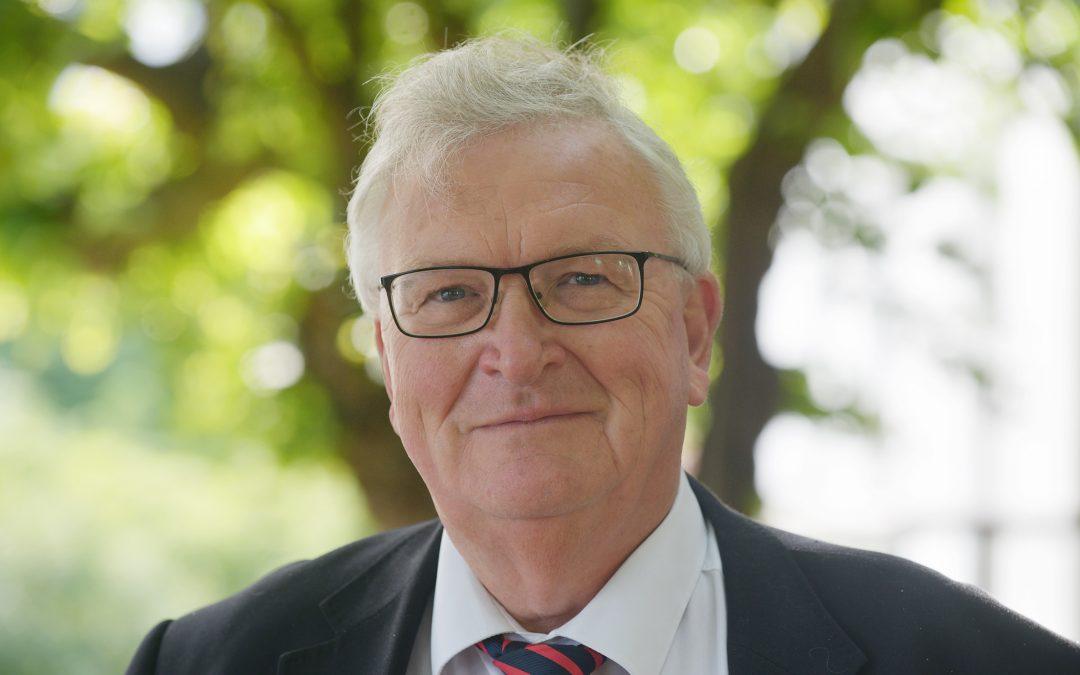 Dr. Stefan Behn wird erneut zum Vorstandsvorsitzenden gewählt