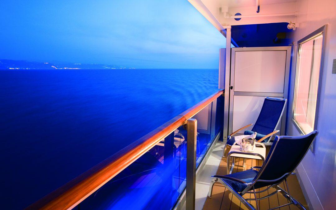 Costa Kreuzfahrten bietet Balkonkabinen-Special Neue Stornobedingungen für Neubuchungen