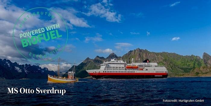 Ab 2021: Hamburg wird Heimathafen für Hurtigruten-Expeditionsschiff