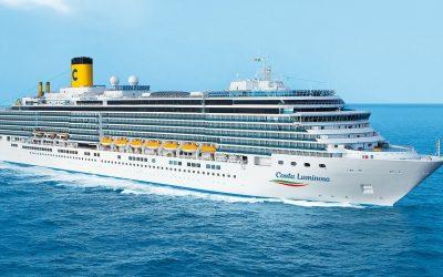 """Costa Crociere führt """"Costa Sicherheitsprotokoll"""" ein Umfassendes Maßnahmenpaket zum Schutz der Gäste und Besatzungsmitglieder"""