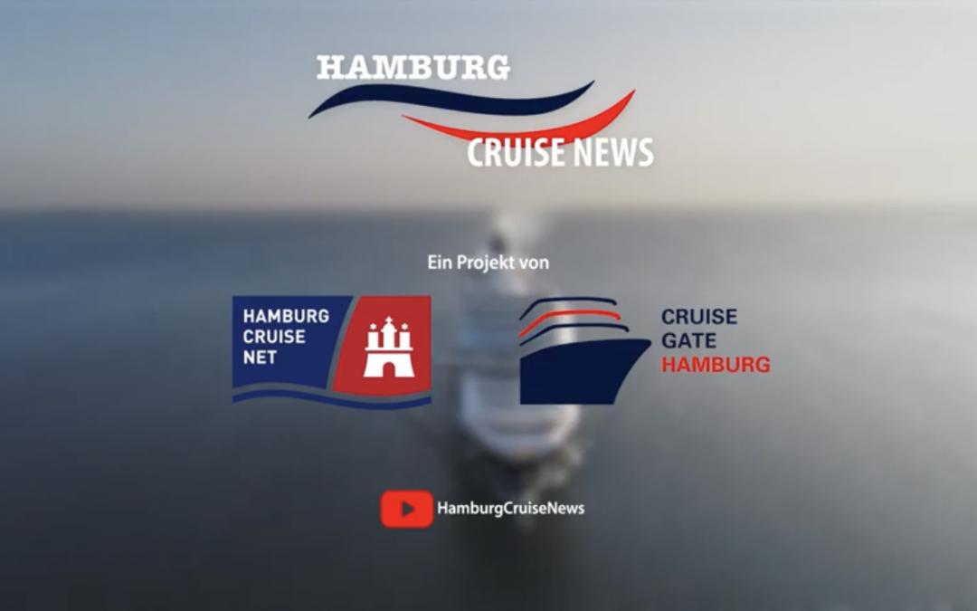 Neues Video-Format rund um den Kreuzfahrtstandort Hamburg gestartet