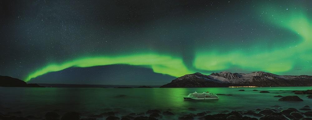 Hapag-Lloyd Cruises: Neuer Winterfahrplan mit Premierenrouten der HANSEATIC inspiration zum Nordkap