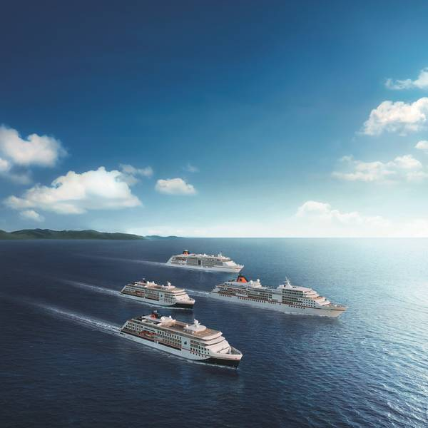 Hapag-Lloyd Cruises: Ab April 2021 mit vier Schiffen auf den Weltmeeren