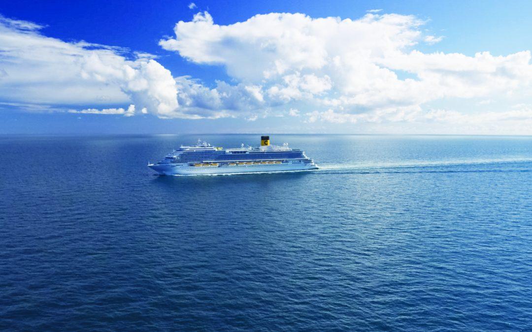 Übergabe der Costa Firenze – Ein Schiff, das der Renaissance gewidmet ist